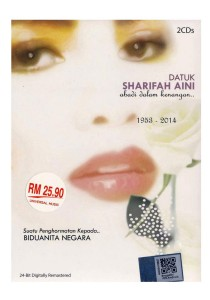 CD Dato Sharifah Aini Abadi Dalam Kenangan