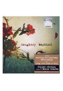 CD Daughtry Baptized