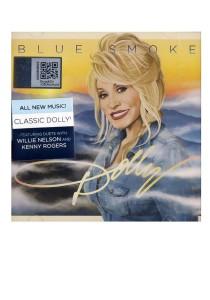 CD Dolly Parton Blue Smoke