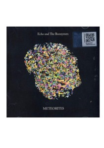CD Echo And The Bunnymen Meteorites