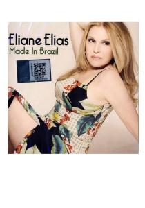 CD Eliane Elias Made In Brazil