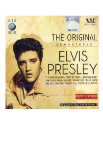 CD Elvis Presley- The Original Remastered