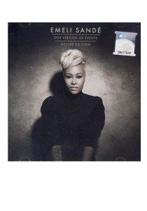 CD Emeli Sande- Our Version Of Events- Deluxe Edition