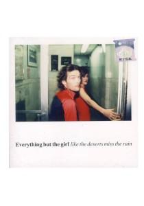 CD Everything But The Girls Like The Desert Miss The Rain