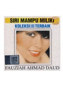 CD Fauziah Ahmad Daud Siri Mampu Miliki Koleksi Lagu-Lagu Terbaik