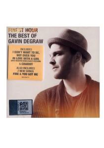 CD Gavin Degraw Finest Hour: The Best Of Gavin Degraw