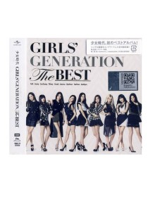 CD Girls Generation The Best
