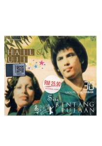 CD Hail Amir & Uji Rashid Siri Bintang Pujaan