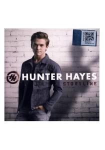 CD Hunter Hayes Story Line