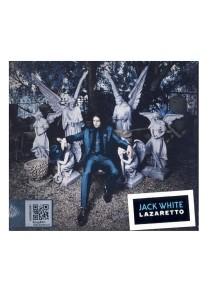 CD Jack White Lazaretto