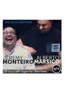 CD Jeremy Monteiro & Alberto Marsico