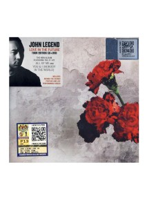 CD John Legend Love In The Future Tour Edition