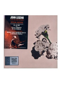 CD John Legend Love In The Future Tour Special Edition