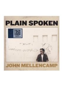 CD John Mellencamp Plain Spoken