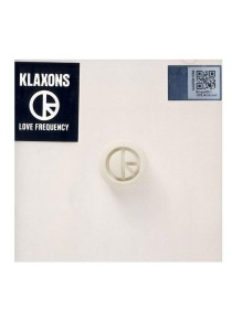 CD Klaxons Love Frequency