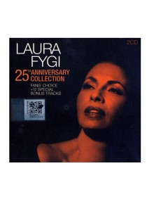 CD Laura Fygi 25th Anniversary Collection