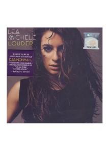 CD Lea Michele-louder