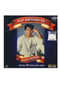 CD Malek Ridzuan Kau Bintang Ku Koleksi 30 Lagu-Lagu