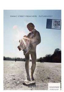 CD Manic Street Preachers Futurology