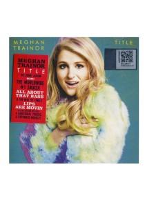 CD Meghan Trainor Title