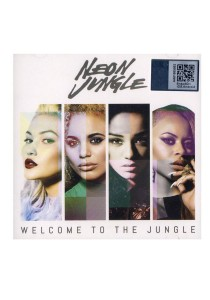 CD Neon Jungle Welcome To The Jungle