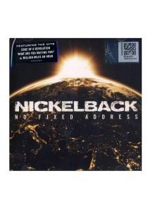 CD Nickelback No Fixed Addre