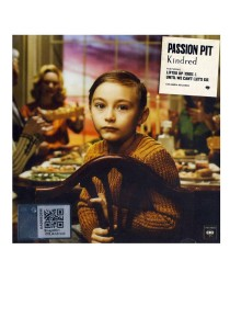 CD Passion Pit Kindred