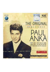 CD Paul Anka The Original Remastered