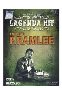 CD P. Ramlee Lagenda Hit