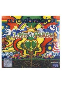 CD Purevibracion Love & Peace