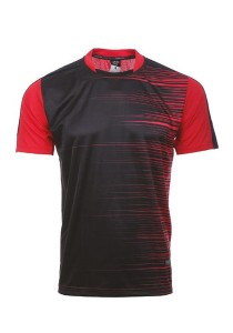 Dye Sublimation Jersey CDR 01 (Red)