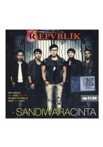 CD Repvblik Sandiwara Cinta