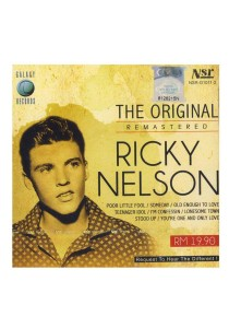 CD Ricky Nelson The Original Remastered