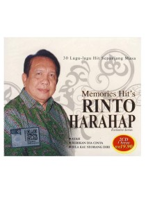 CD Rinto Harahap Memori Hits
