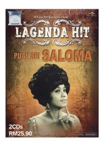 CD Saloma Lagenda Hit