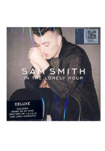 CD Sam Smith In The Lonely Hour