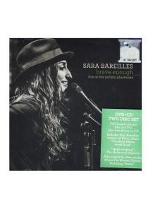 CD Sara Bareilles- Brave Enough Live At The Variety Playhouse