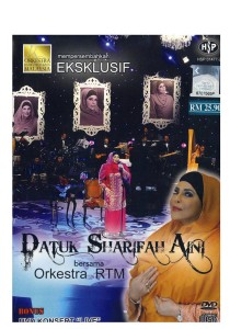 CD Sharifah Aini Bersama Orkestra Rtm