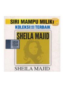 CD Sheila Majid Siri Mampu Miliki Koleksi Lagu-Lagu Terbaik