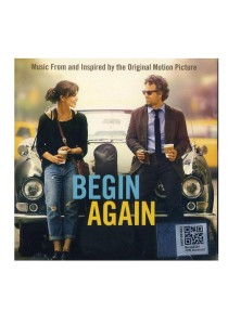 CD Soundtrack Begin Again