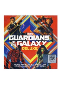 CD Soundtrack Guardians Of The Galaxy Deluxe