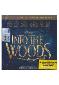 CD Soundtrack Into The Woods