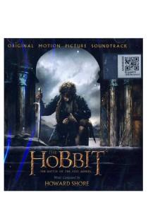 CD Soundtrack The Hobbit
