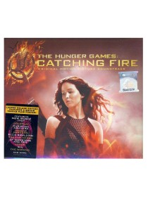 CD Soundtrack-the Hunger Games: Catching Fire- Deluxe