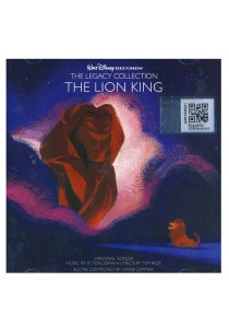 CD Soundtrack The Legacy Collection The Lion King
