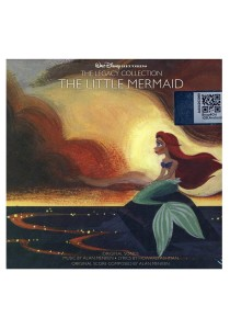 CD Soundtrack The Legacy Collection The Little Mermaid