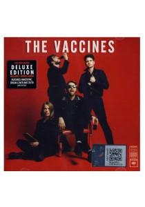 CD The Vaccines English Graffiti