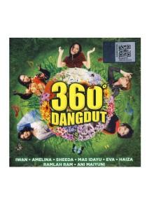 CD Various 360 ' Dangdut