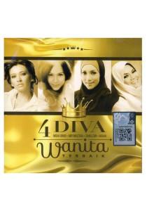 CD Various 4 Diva Wanita Terbaik