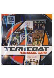 CD Various 4 Terhebat Terunggul Band